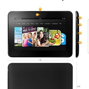Kindle Fire HD ***NO SIGNS OF WEAR**PRICE FIRM